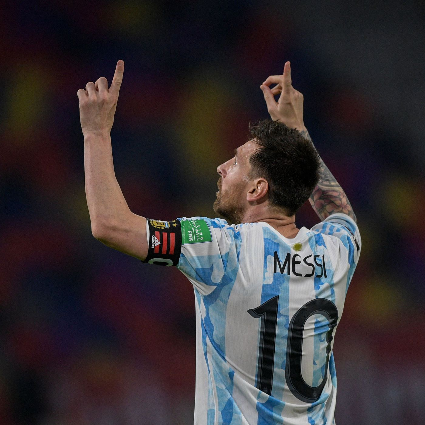 Today Lionel Messi Makes 34 Years, A Journey of 17 years in Football - Newslibre