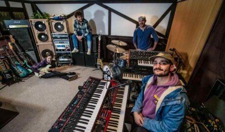"Blue Light Bandits Release Heartwarming Music Video to Track ""After Rain"" - Newslibre"