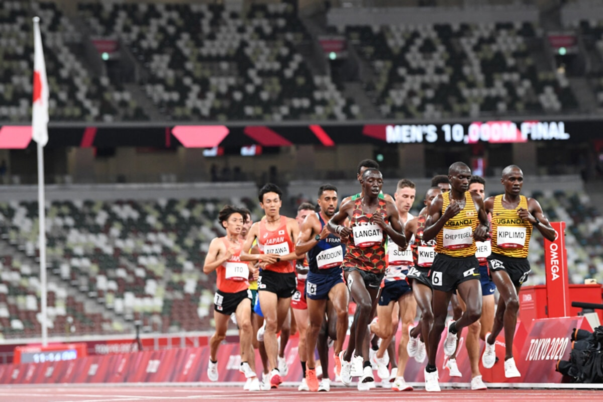 Joshua Cheptegei wins Silver while Kiplimo gets Bronze at 10,000M Olympics - Newslibre