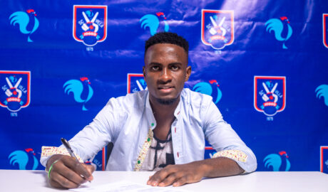 SC Villa Signs Highly Rated Youngster, Kenneth Semakula for 3 Years - Newslibre