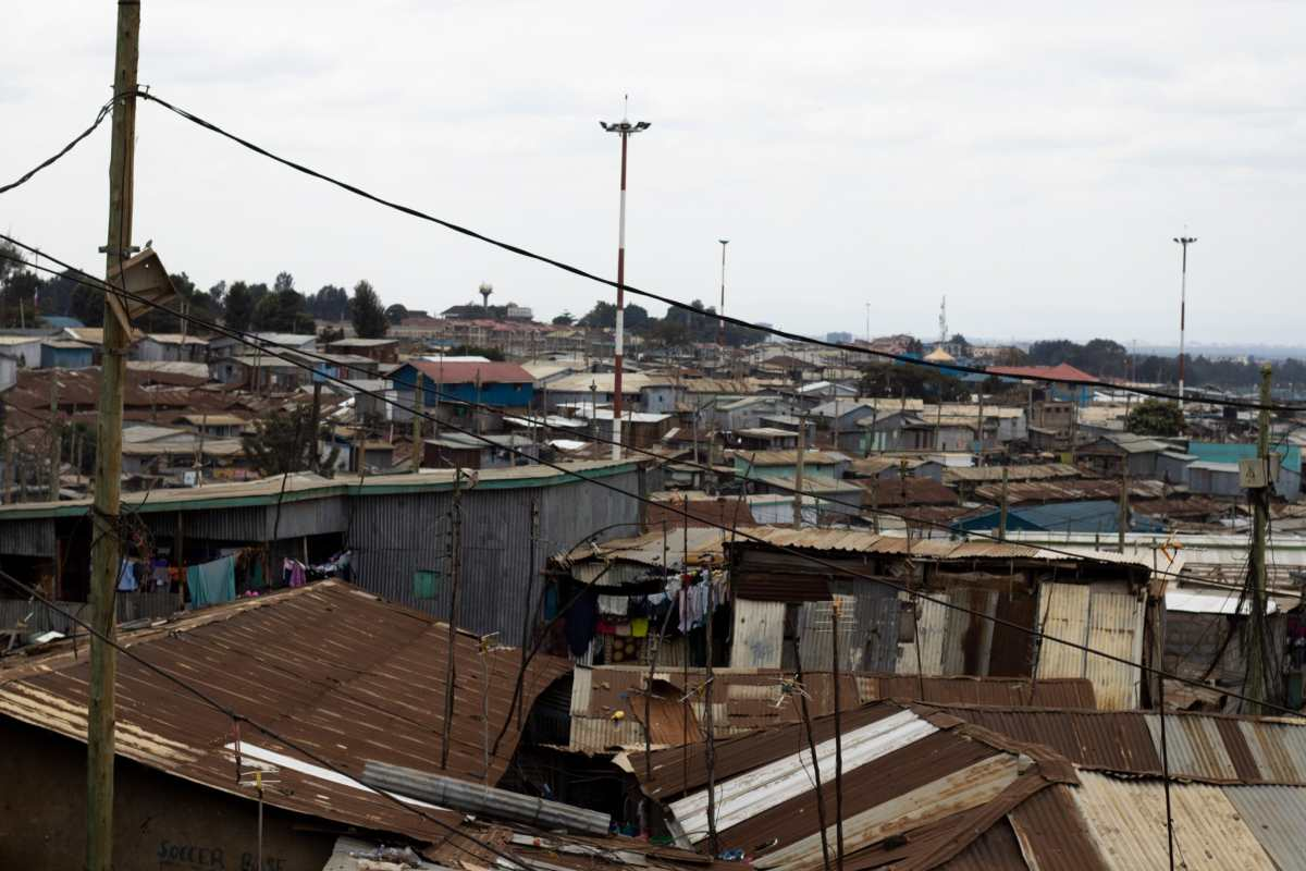 Kibera: Can The Water and Sanitation Crisis in Africa's Largest Slum Be Solved? - Newslibre