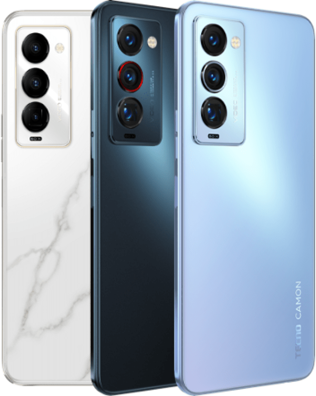 The Tecno Camon 18 Premier Shows Off Its New Gimbal Camera - Newslibre